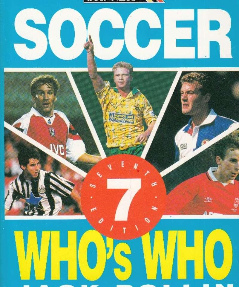 Soccer Who's Who (Fra Arne Scheies samlinger)