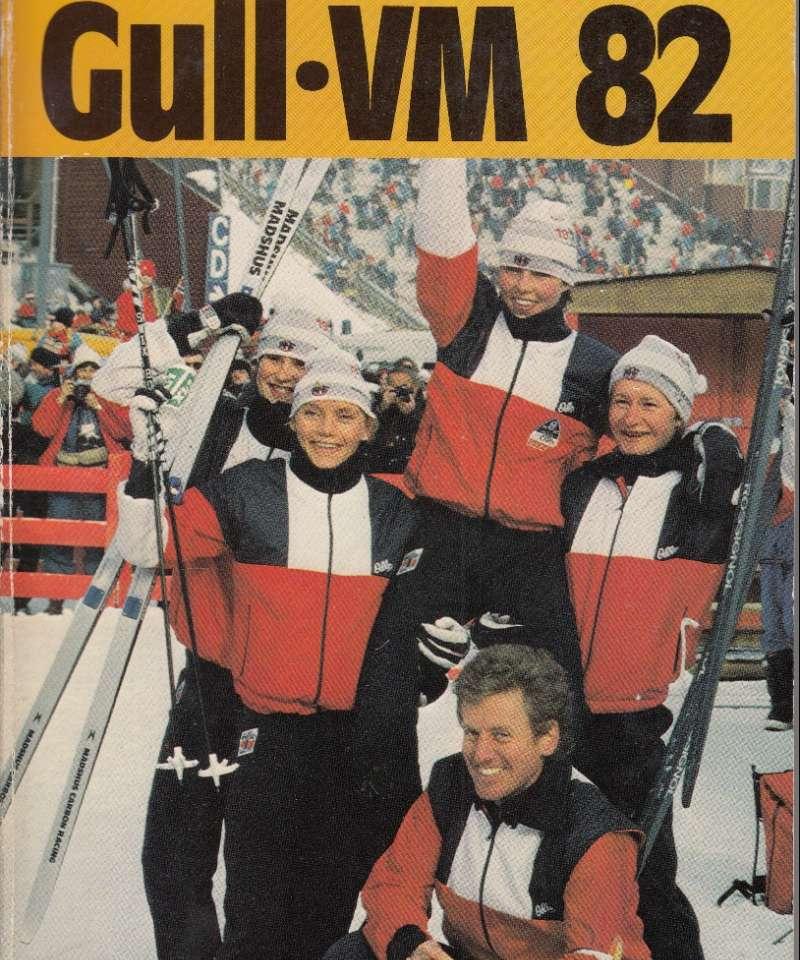 Gull - VM 82 (Fra Arne Scheies samlinger)