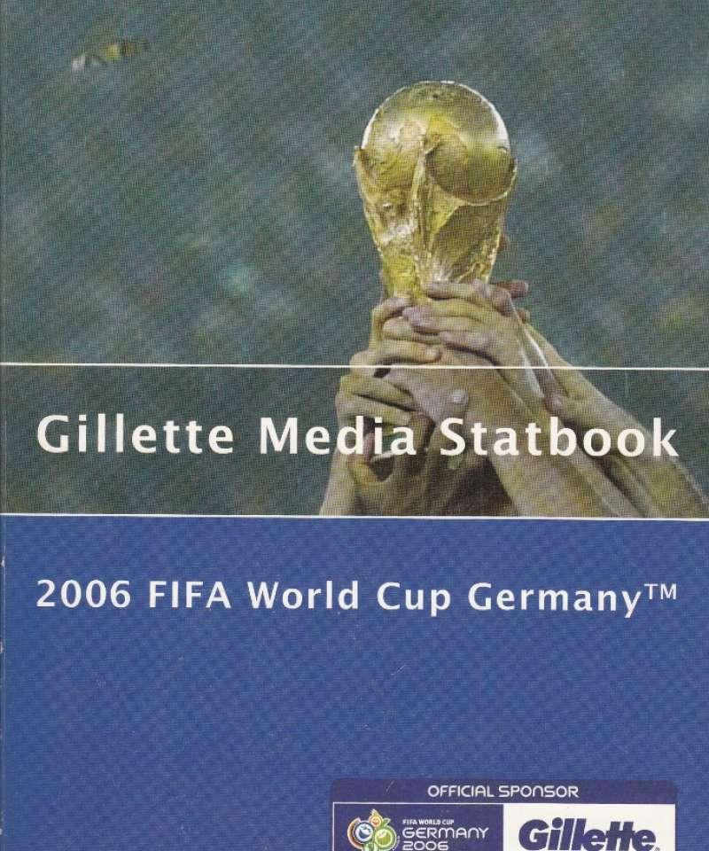 2006 FIFA World Cup Germany (Fra Arne Scheies samlinger)