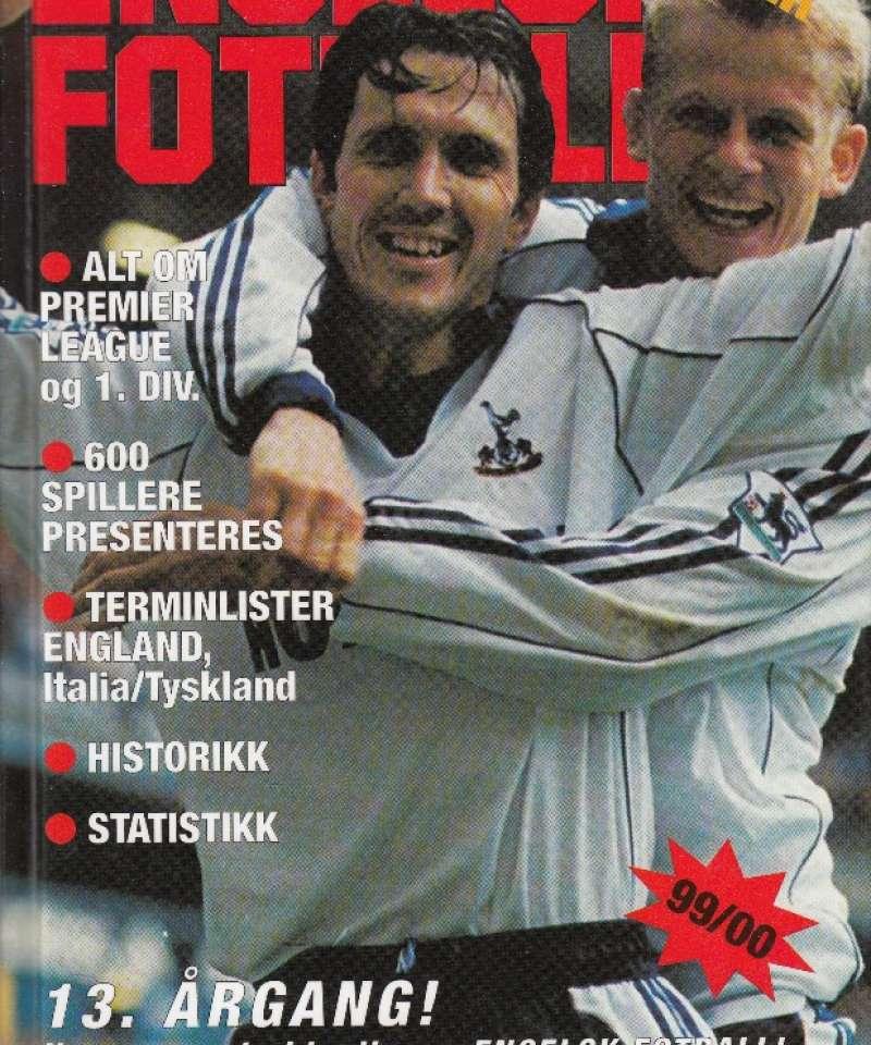 Engelsk fotball 99/00 (Fra Arne Scheies samlinger)