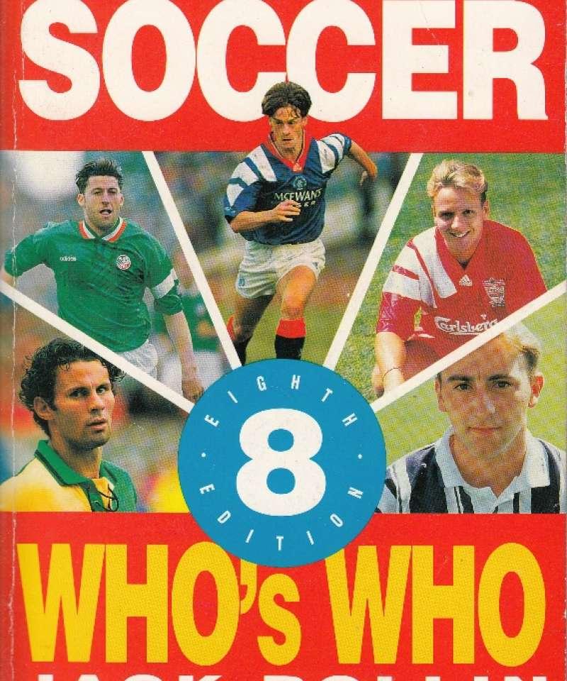 Soccer Who's Who 1994(Fra Arne Scheies samlinger)