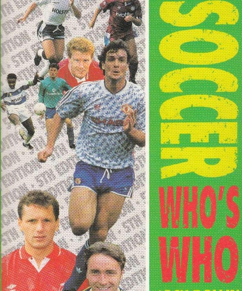 Soccer Who's Who 1991 (Fra Arne Scheies samlinger)