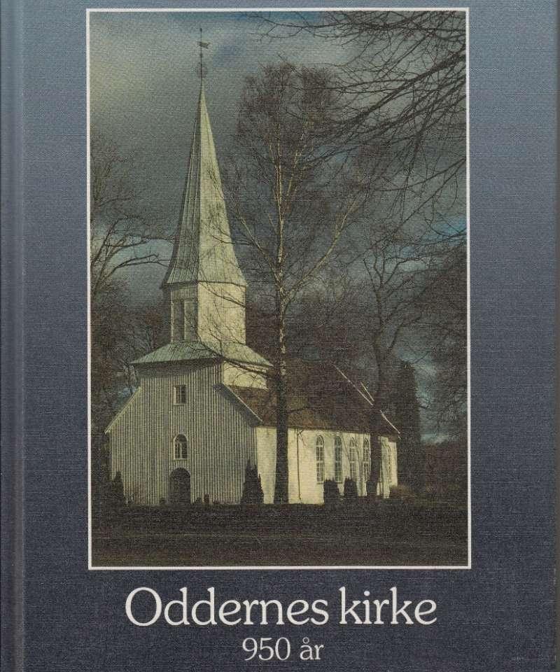 Oddernes kirke 950 år