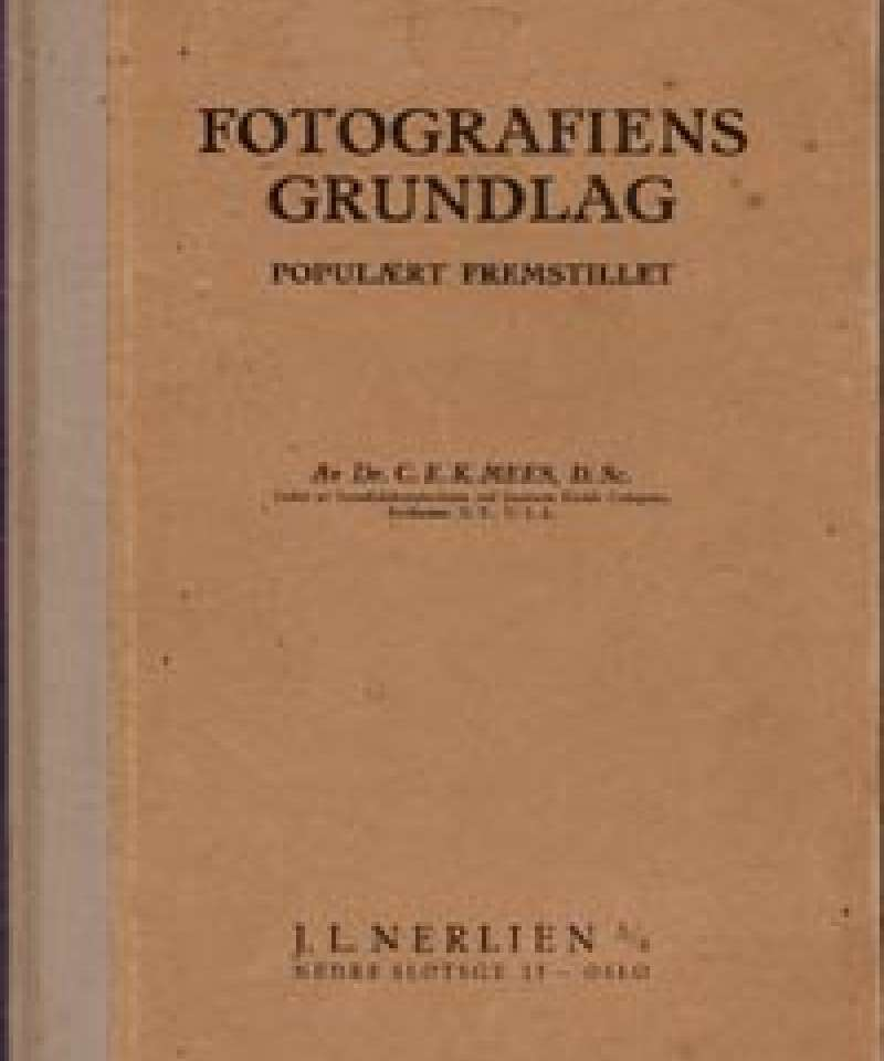 Fotografiens grundlag