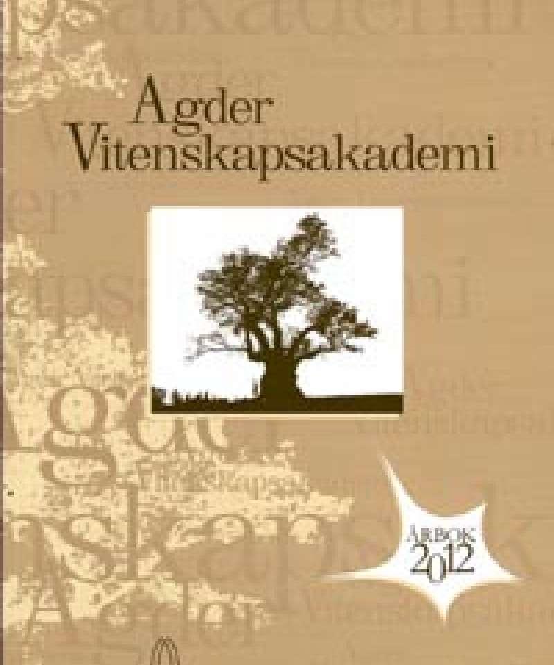 Agder Vitenskapsakademi 2012