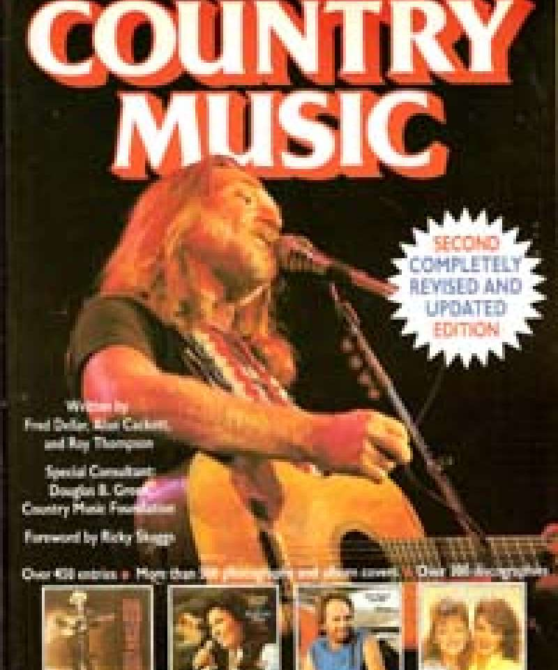 The Harmony Illustrated Encyclopedia of Country Music