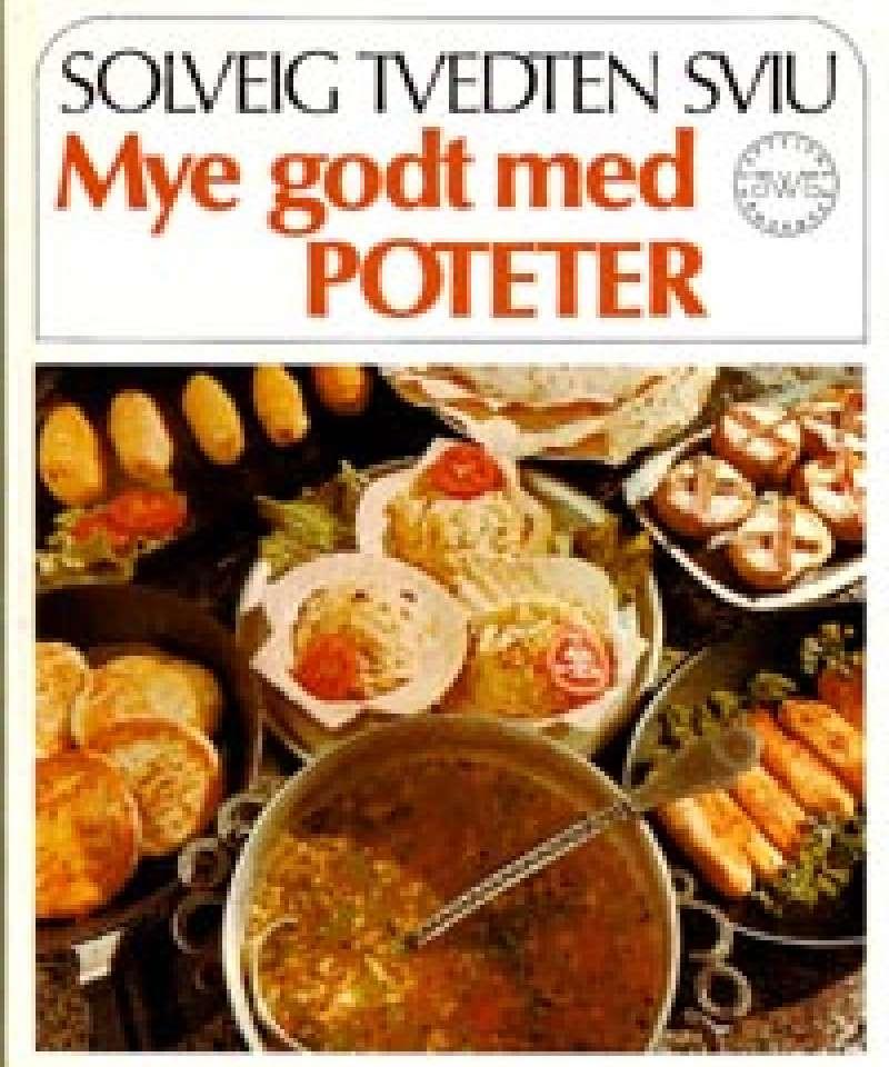 Mye godt med poteter