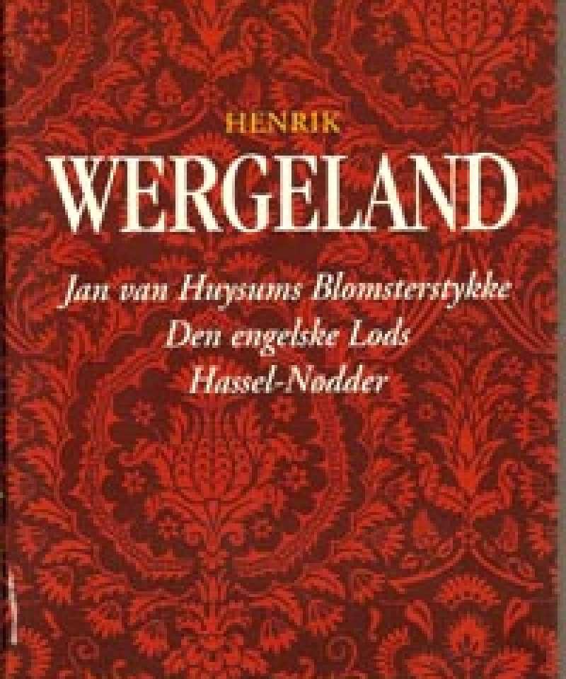Jan van Hhuysuns Blomsterstykke - Den engelske Lods - Hassel-Nødder