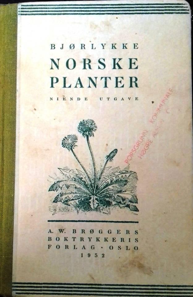 Norske planter