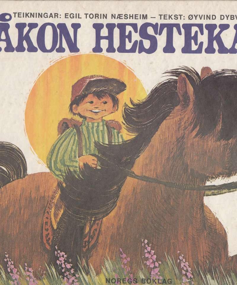 Håkon  Hestekar
