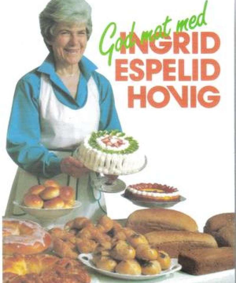 God mat med Ingrid Espelid Hovig