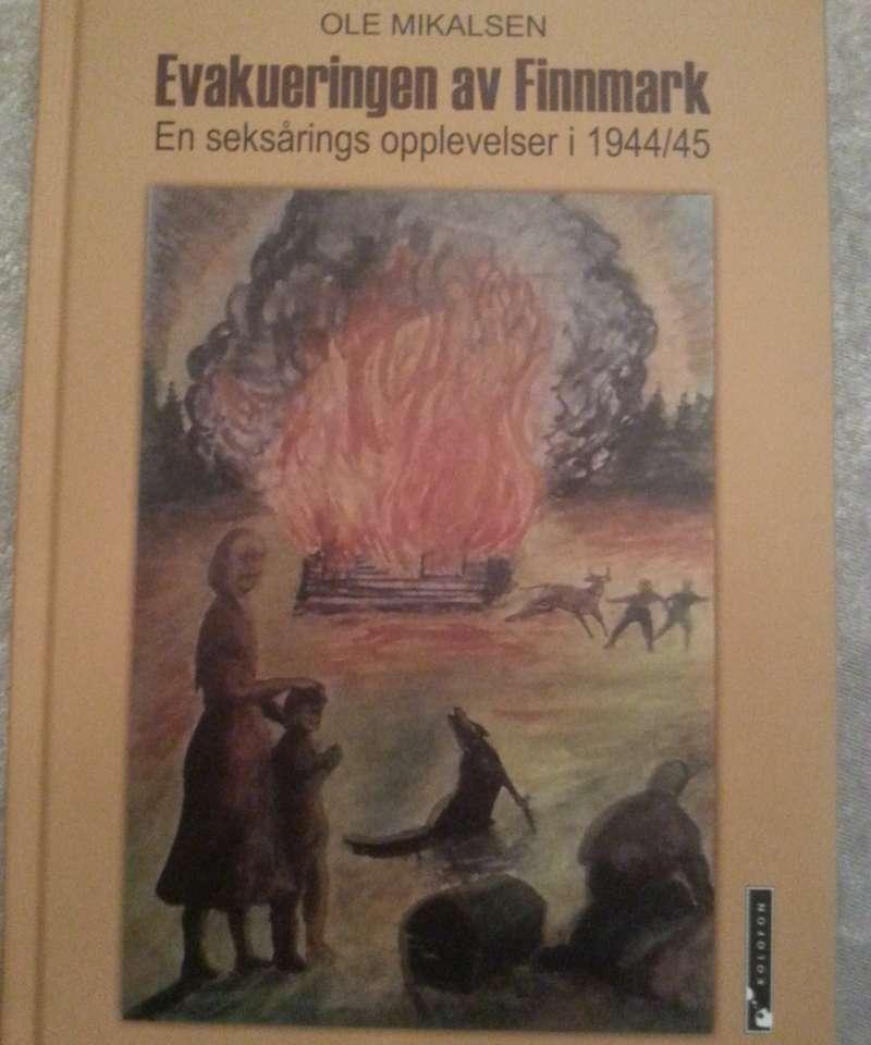 Evakueringen av Finnmark. En seksårings opplevelser i 1944/45