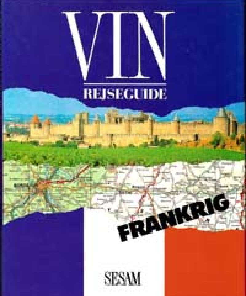 Vin rejseguide Frankrig