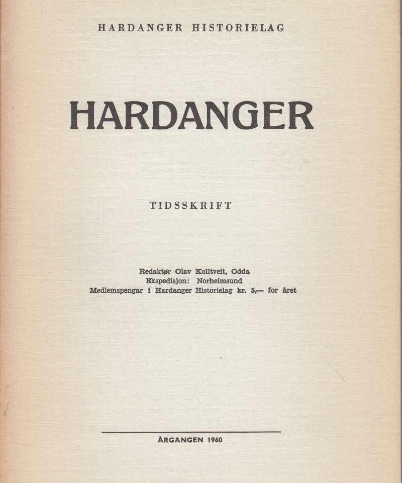 Hardanger (1960)