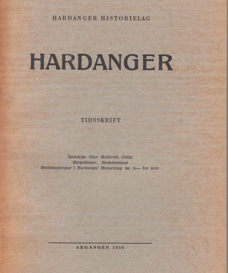 Hardanger (1956)