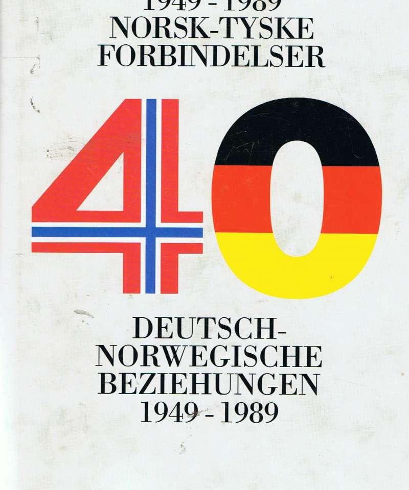 Norsk-Tyske forbindelser