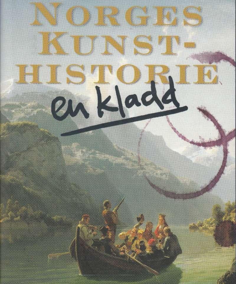 Norges kunsthistorie. . En kladd