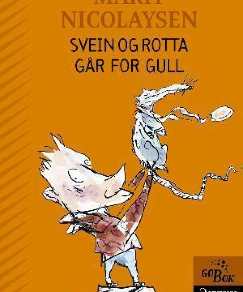 Svein og rotta går for gull
