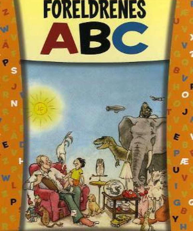 Foreldrenes ABC - Hvordan stimulere barns leseglede og skrivelyst