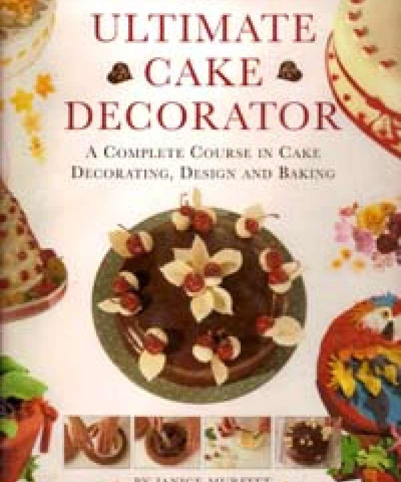 The Ultimate Cake Decorator