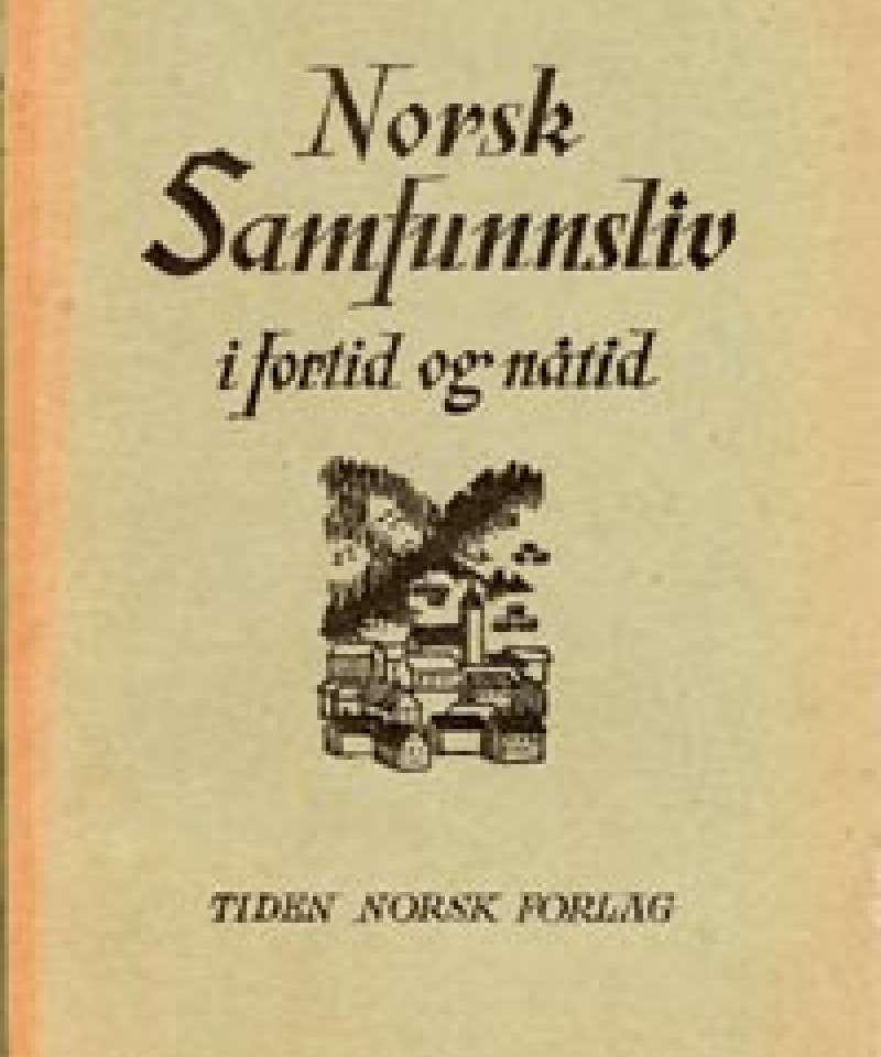 Norsk samfunnsliv