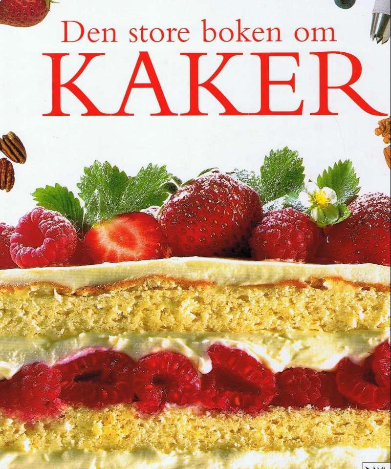 Den store boken om kaker