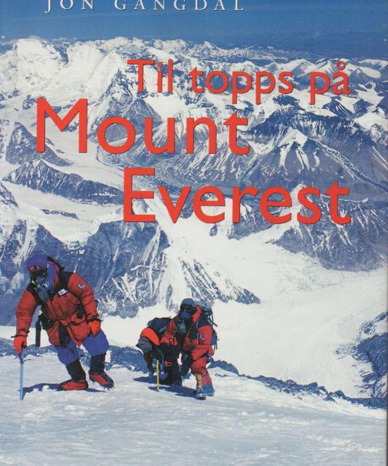 Til topps på Mount Everest