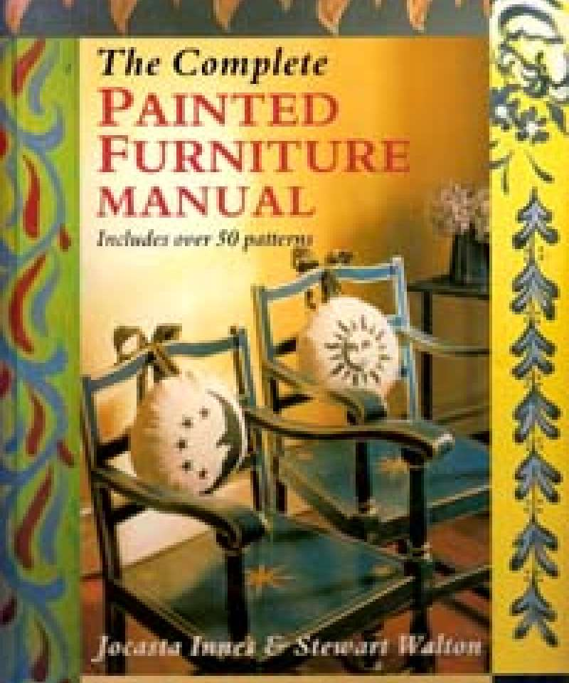 The Complete Paited Furniture Manual