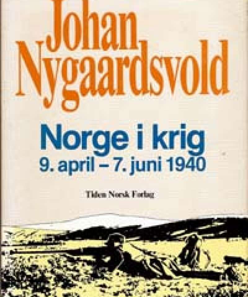 Norge i krig