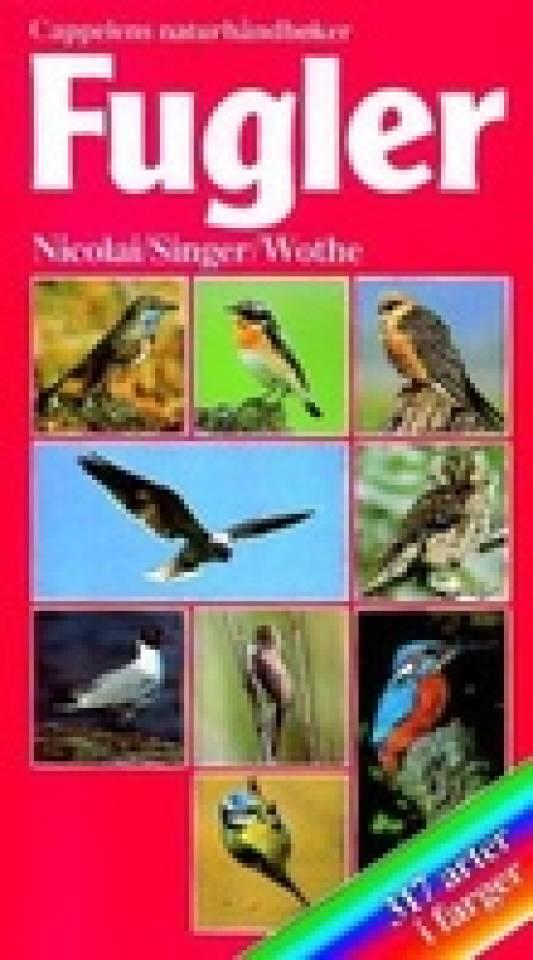 Fugler - Cappelens naturhåndbøker