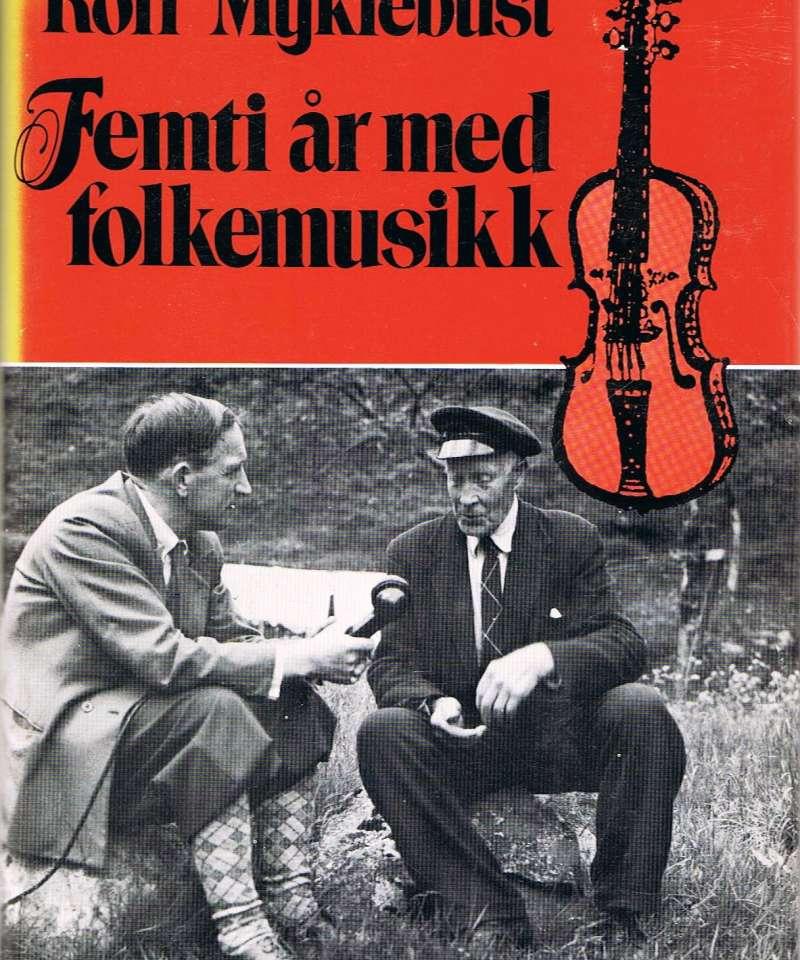 Femti år med folkemusikk