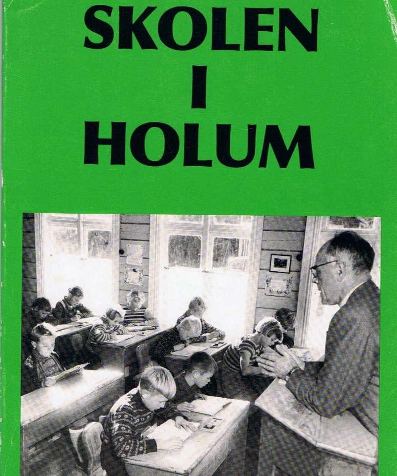 Skolen i Holum
