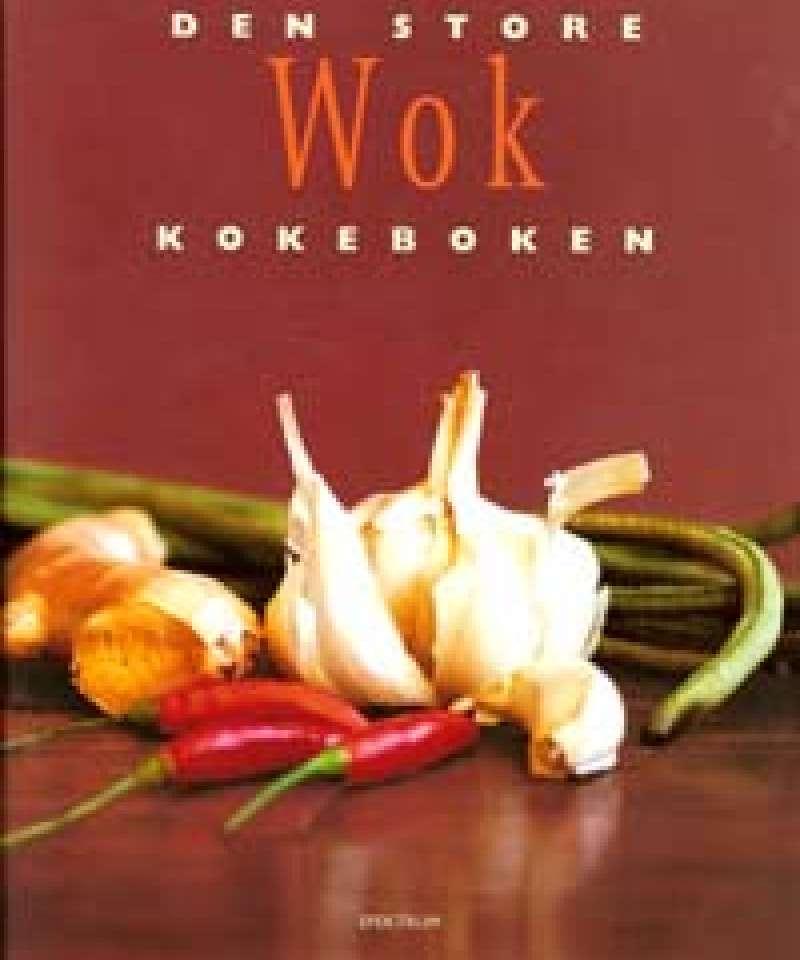 Den store Wok-kokeboken