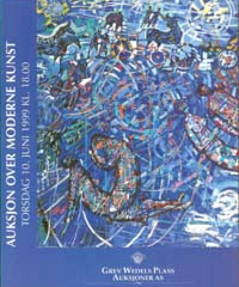Auksjon over moderne kunst