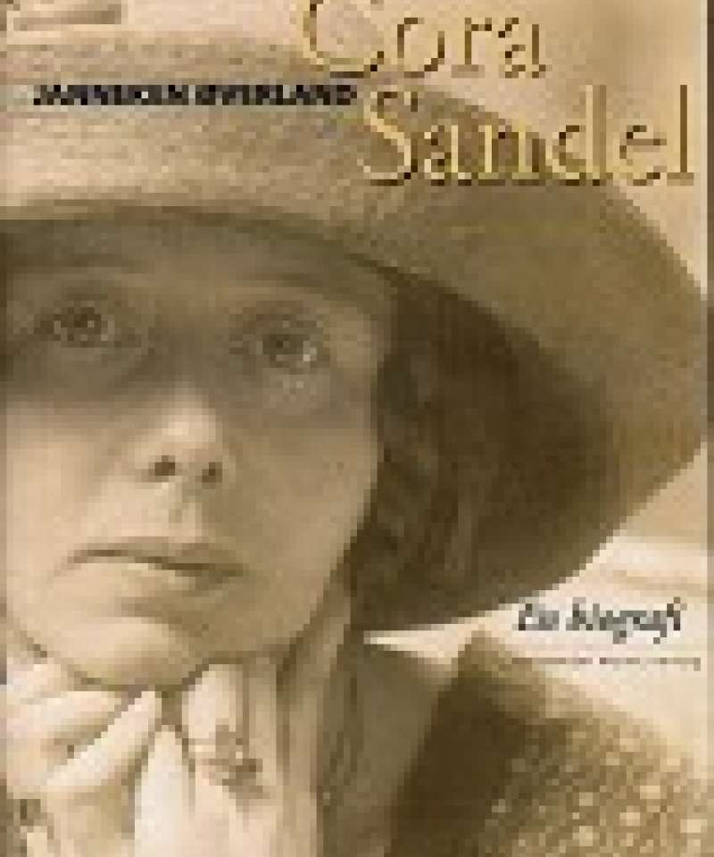 Cora Sandel - en biografi