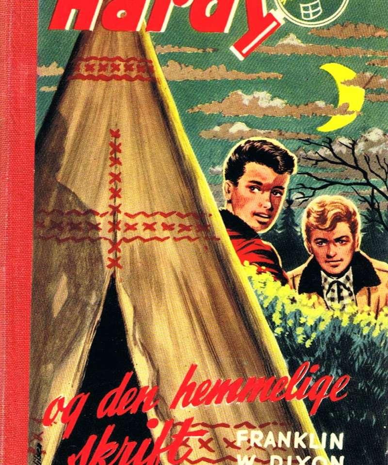 Hardy guttene og den hemmelige skrift