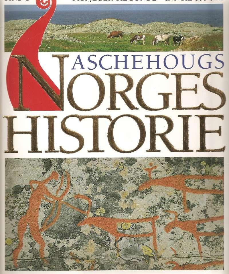 gs Norgeshistorie 12 bind