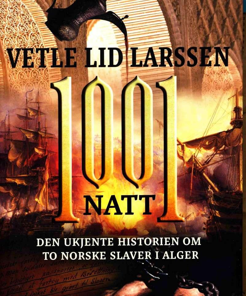 1001 natt – Den ukjente historien om to norske slaver i Alger