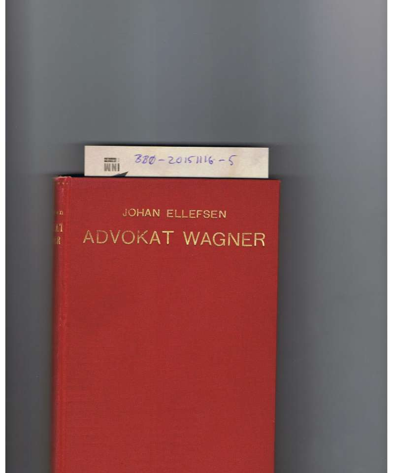 Advokat Wagner