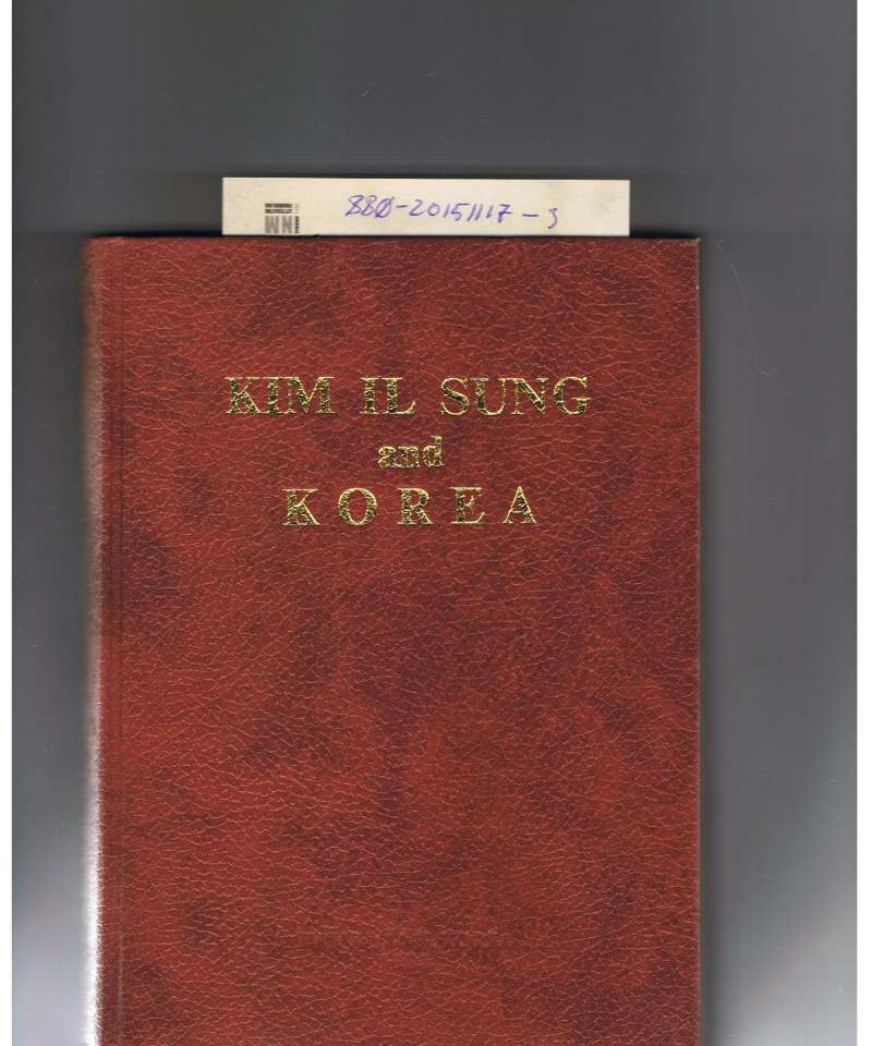 Kim Il Sung and Korea