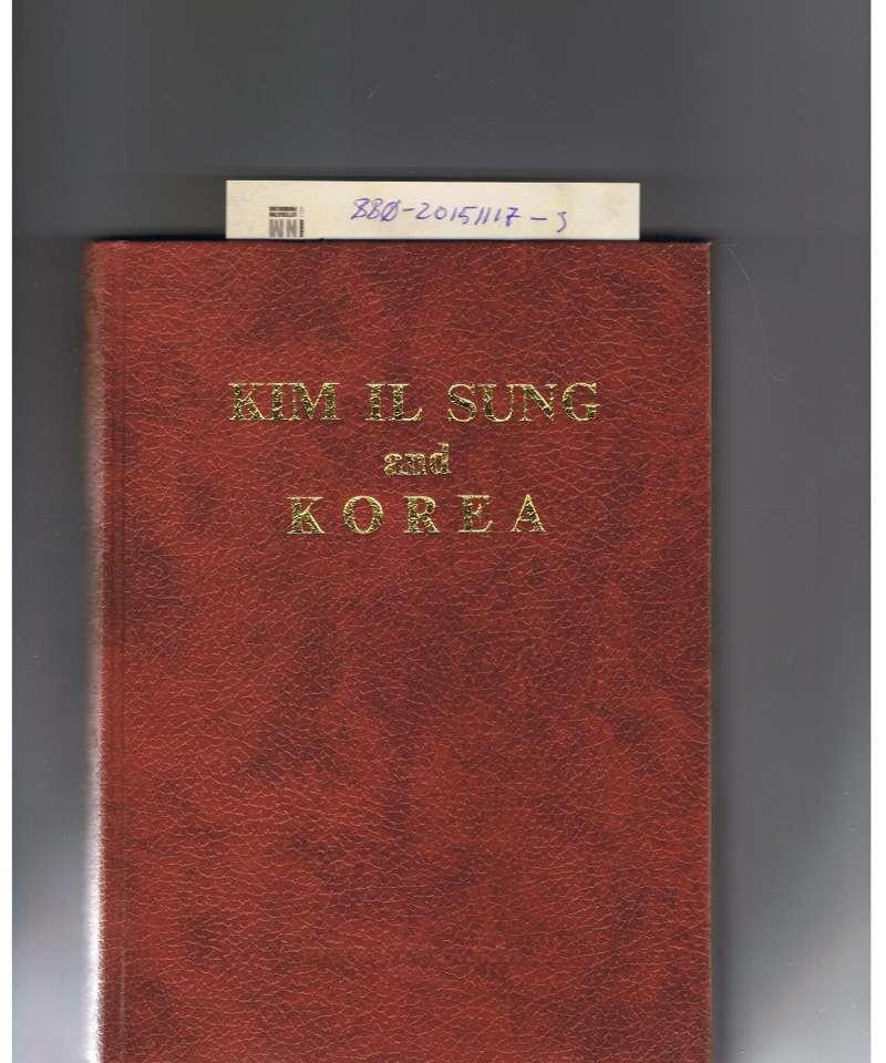 Kim Il Sung and Korea