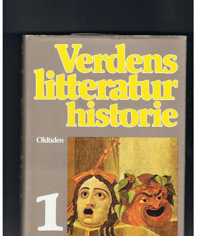 Verdens litteraturhistorie 1-4
