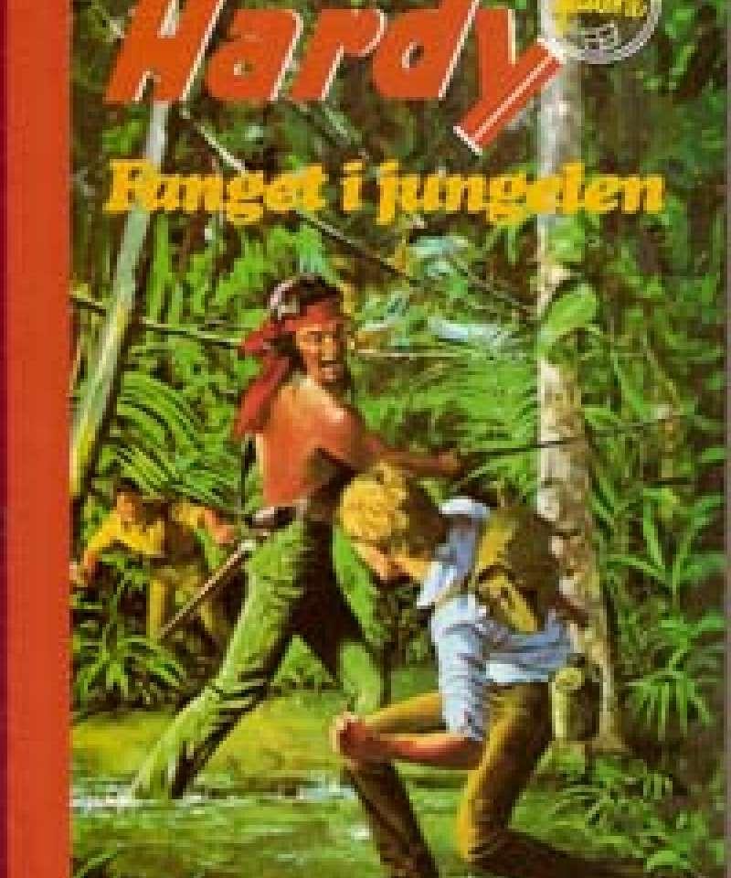 Hardyguttene - Fanget i jungelen