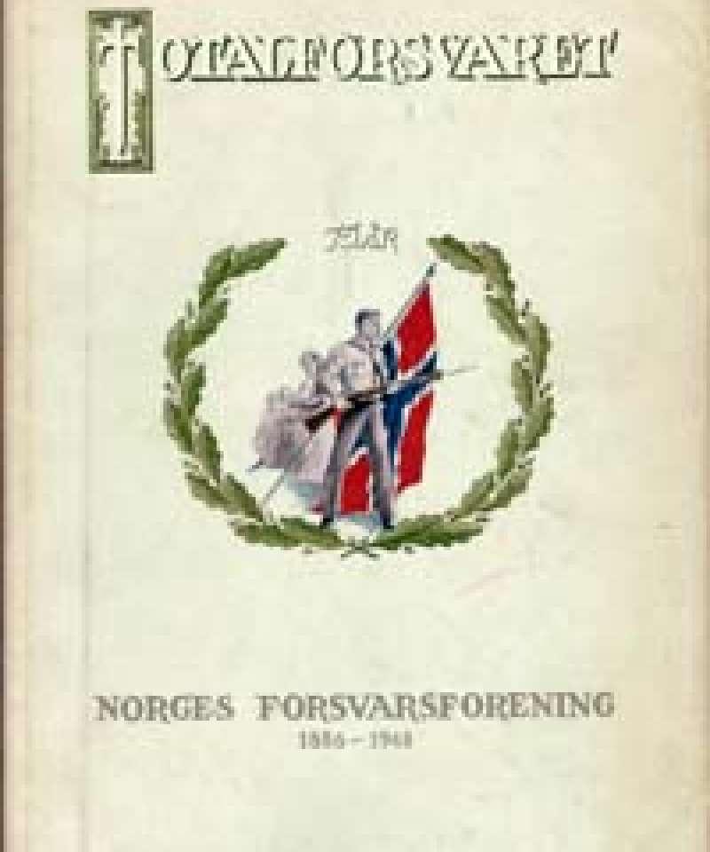 Norges forsvarsforening 1886.22.mai.1961