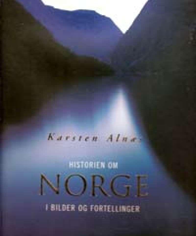 Historien om Norge i bilder og fortellinger