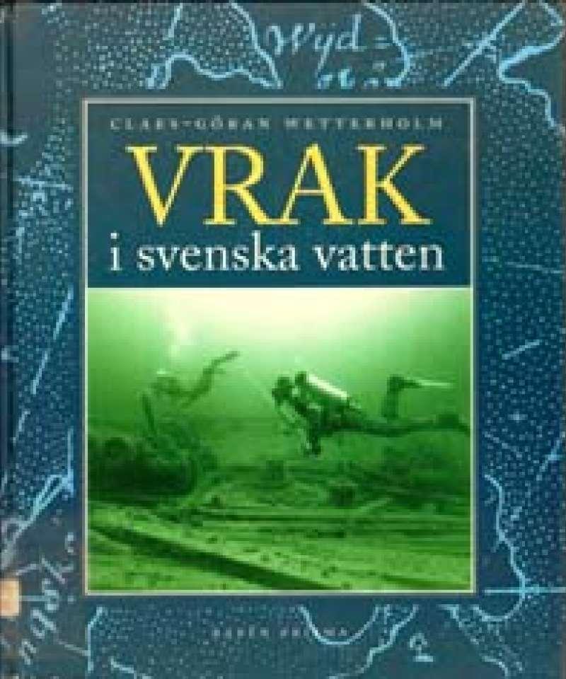 Vrak i svenska vatten