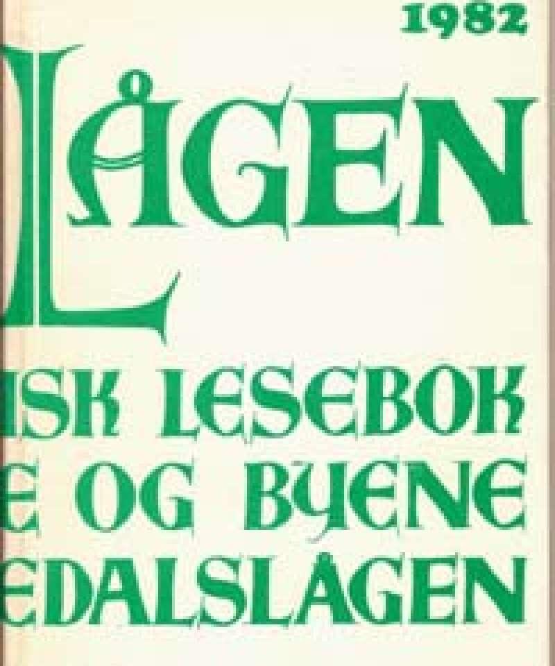 Langs Lågen 1982 Nr.1-4