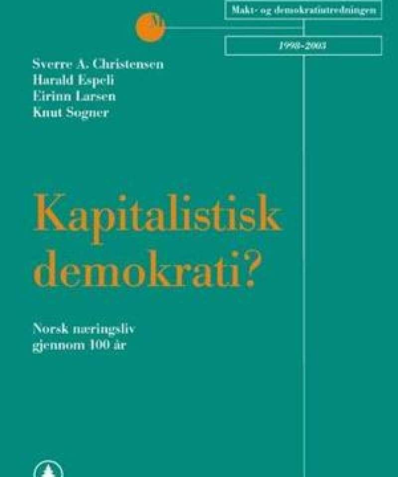 Kapitalistisk demokrati