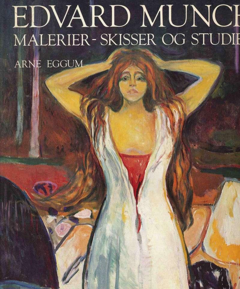 Edvard Munch – malerier-skisser og studier