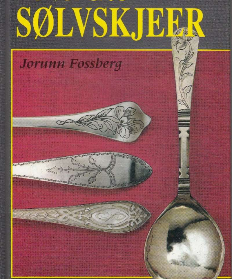 Norske sølvskjeer
